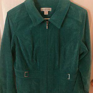 Corduroy Zipper Jacket